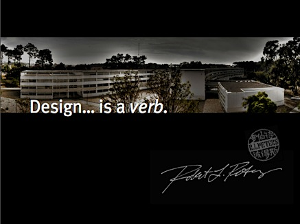 Design_is_a_verb_Robert_L_Peters