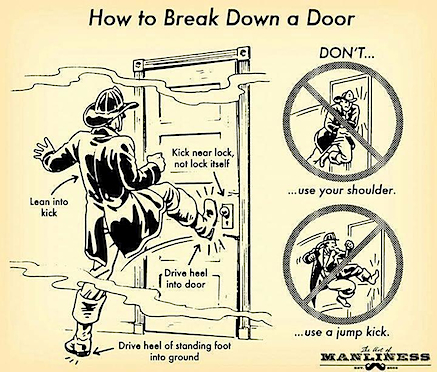 how_to_break_down_a_door